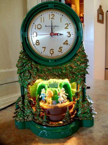 Mastercrafters Clock Ebay