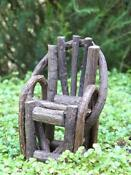 Miniature Garden Furniture