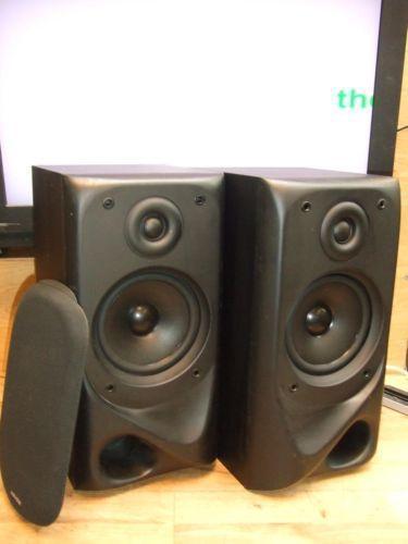 kenwood hifi speakers ebay. Black Bedroom Furniture Sets. Home Design Ideas