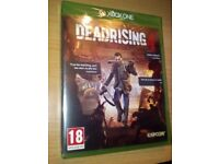 Dead Rising 4 for Microsoft Xbox One NEW AND SEALED