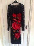 Phase Eight Black Dress