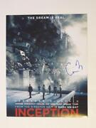 Christopher Nolan Signed