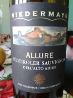 1 Bottle Sauvignon Doc Alto Adige 2005 Selezione Allure Josef Niedermayr -  - ebay.it