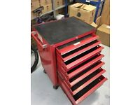 """SNAP ON TOOLS 7 drawer Roll Cab 26"""" Wide 38 """" Tall Bargain"""