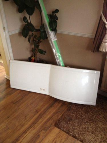 P Shaped Bath Panel | eBay