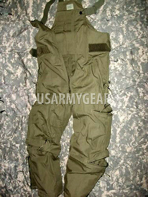 Us Army Ice - US Army Air Force Insulated Nomex Super Quality Overall Snow Ice Fishing Hunting