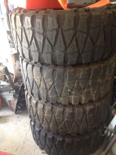 Bf Goodrich All Terrain >> Nitto Mud Grappler: Wheels, Tires & Parts | eBay