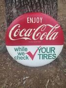 Enjoy Coca Cola Sign