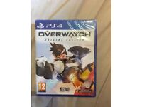 Overwatch Origins Edition PS4 Brand New Sealed