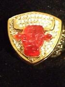 Chicago Bulls Championship Ring