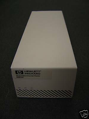 HP A5814A SCSI Fibre Channel Fabric Router
