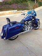 Harley Davidson Motorcycles Road King