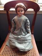 Antique Paper Mache Doll