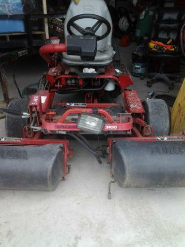 Golf Course Mowers Ebay
