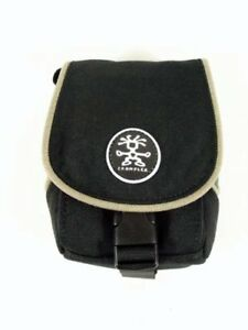 New Crumpler Baby Scarer Camera Bag Pouch Black