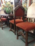 Antique Spanish Chairs