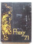 New Jersey High School Yearbooks