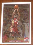 2003 Topps Chrome Lebron James