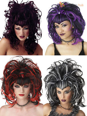 Vamp it up with a funky wig