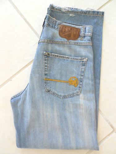 Mens Skinny Jeans Size 42