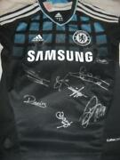 Signed Chelsea Football Shirt