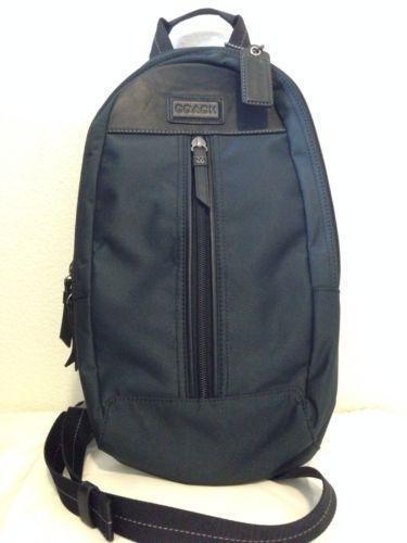 Coach Sling Backpack | eBay