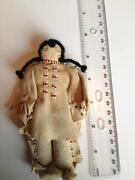 Beaded Indian Doll