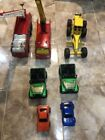 Tonka Jeep Diecast & Toy Fire Vehicles