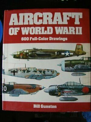 Aircraft of World War II by Outlet Book Company Staff (1988, Hardcover)](Party World Outlet)