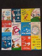 Dr Seuss Books Hardcover