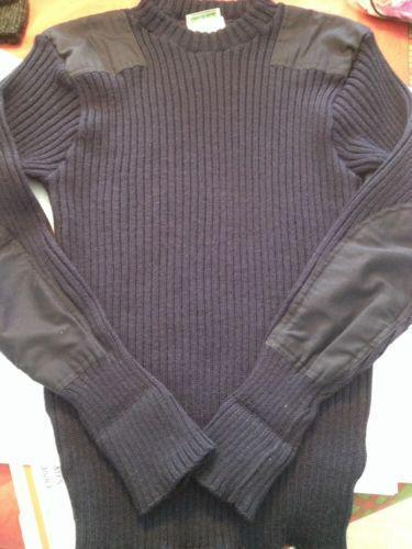 Mens Black Sweater