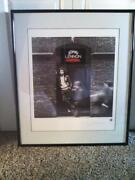 John Lennon Signed Lithograph