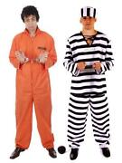 Fancy Dress Convict Orange
