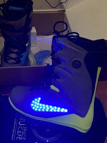 Nike LunarENDOR QS Quick Strike LED Light Snowboarding Boots