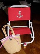Doll Beach Chair