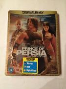 Prince of Persia Steelbook