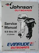 Johnson Evinrude 15 HP Service Manual