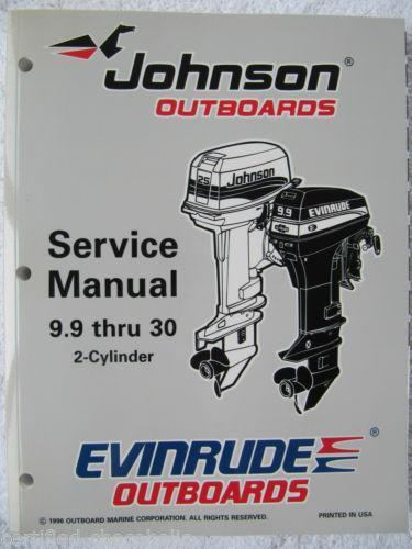 1996 johnson 25 Hp Outboard specs Overheating