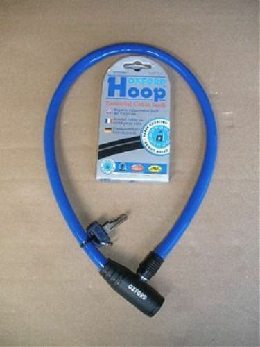Oxford Hoop Cable Lock, Ultra High Security Chain,  A Bike Security Chain