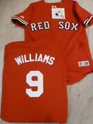 Red Sox Williams Jersey