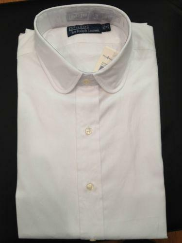 Round Collar Man Dress Shirts Ebay