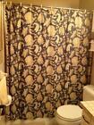 Pottery Barn Shower Curtain