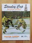 Bobby Orr Hockey 1970 Vintage Sports Programs