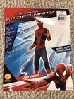 Lycra/Spandex Spider-Man Blue Unisex Costumes