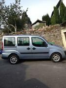 Fiat Doblo Wheelchair