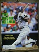 Rickey Henderson Sports Illustrated