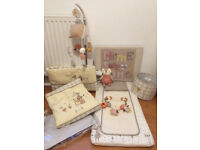 """Lovely nursery room set from Mamas & Papas, """"Murphy and Me"""" theme"""