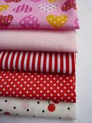 Multi Coloured Stripe Fabric