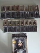 Eaglemoss LOTR Chess Sets