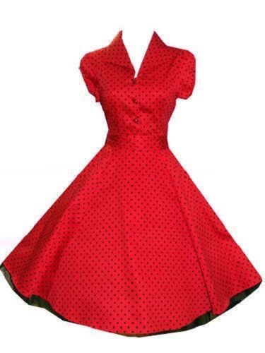 eae64af2869 1940s Swing Dress